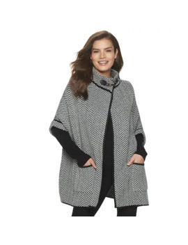 Women's Apt. 9® Riding Cape by Apt. 9