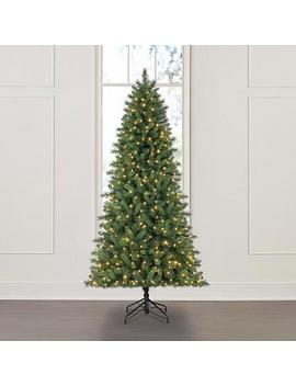 Member's Mark 7.5' Color Changing Virginia Pine Christmas Tree by Member's Mark