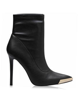 Gold Toe Boots by Versace Jeans Couture