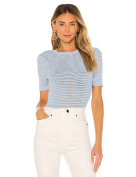 Mesh Tee by Milly