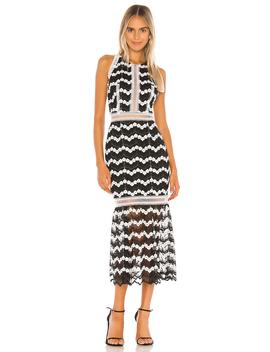 Emma Midi Dress by Bronx And Banco