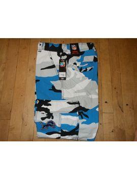 Nwts Nfl Detroit Lions Camo Cargo Pants Size 30 W X 30 L Men's by Ebay Seller