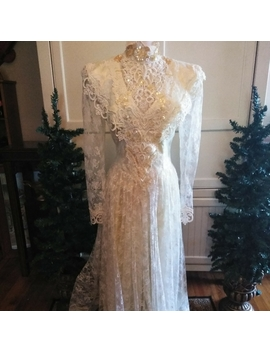 Vintage Bridal Gown by Jessica Mc Clintock