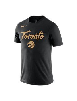Toronto Raptors Nike Men's City Edition Dri Fit Logo Tee by Sport Chek