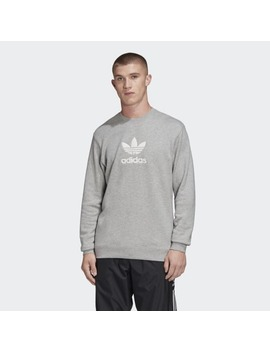 Premium Crew Sweatshirt by Adidas