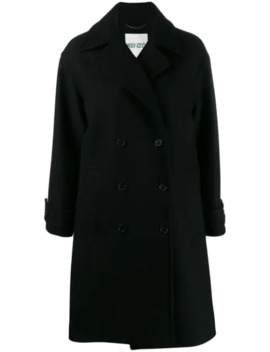 Double Breasted Coat by Kenzo