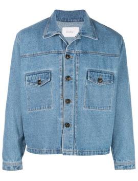 Indigo Denim Jacket by Second/Layer
