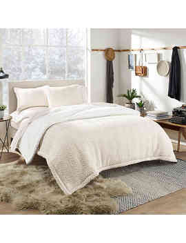 Ugg® Brea Reversible Duvet Cover Set by Ugg