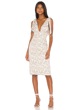 Odette Midi Dress by Song Of Style
