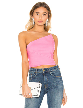 Quincy Strapless Top by Superdown