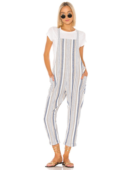 Zuma Stripe Overall by Bobi