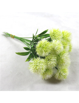 Artificial Plastic Dandelion Flowers Branch Wedding Party Decoration Supplies Home & Office Table Simulation Adornments by Ali Express.Com