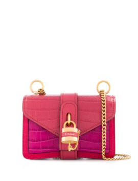 Aby Chain Mini Shoulder Bag by Chloé