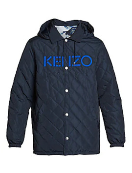 Reversible Coach Jacket by Kenzo