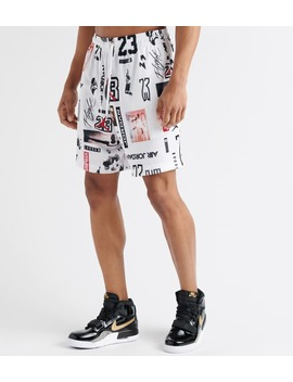 Jordan Jumpman Gfx Mesh Shorts by Jordan
