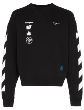 Grafische Sweater by Off White