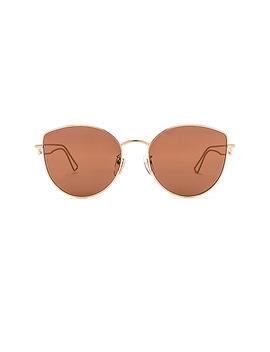 Inception Metal Sunglasses by Balenciaga