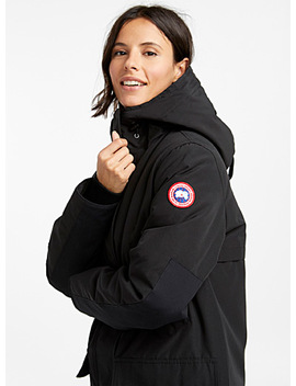 Canmore Parka by Canada Goose