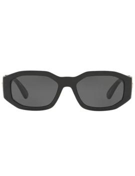 Hexad Signature Sunglasses by Versace Eyewear