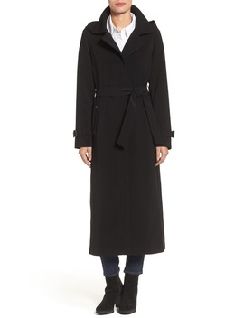 Full Length Hooded Nepage Raincoat by Gallery