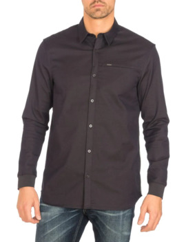 Logo Long Sleeve Shirt by Guess