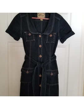 Denim Dress by Poshmark