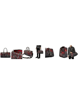 Gelada Printed Holdall by Ted Baker