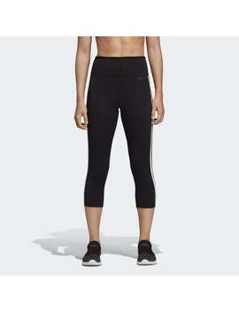 Design 2 Move 3 Stripes 3/4 Tights by Adidas