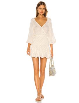 Mae Shirred Mini Dress by Suboo