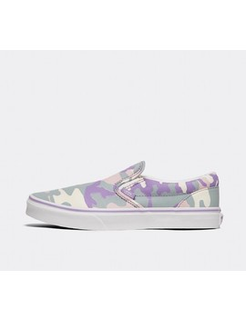 Junior Slip On Trainer | Pastel / White by Vans