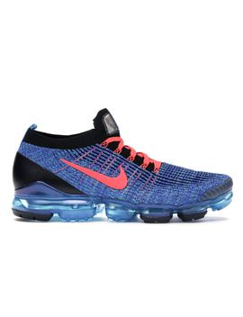 Air Vapor Max Flyknit 3 Blue Fury by Stock X