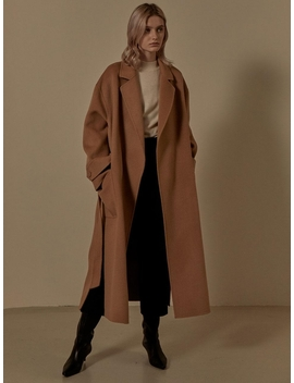 Cashmere Handmade Oversized Coat Sw9 Wc001 92 by Loeuvre
