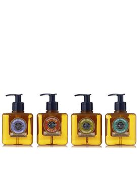 L'occitane Shea Liquid Soap 300ml Complete Collection by Qvc