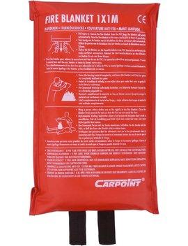 Carpoint Blusdeken 1 M X 1 M by Carpoint