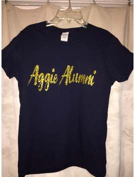 Nc A&Amp;T Aggie Alumni Shirt by Etsy