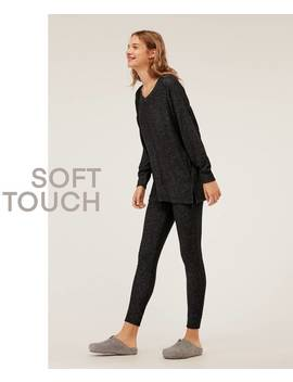 Soft Touch Leggings by Oysho