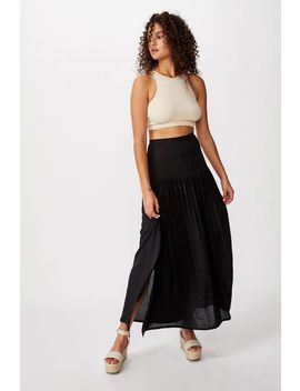 Nadia Maxi Skirt by Cotton On