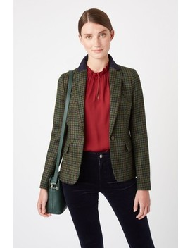 Hobbs Green Blake Jacket by Next