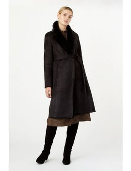 Hobbs Black Viola Coat by Next