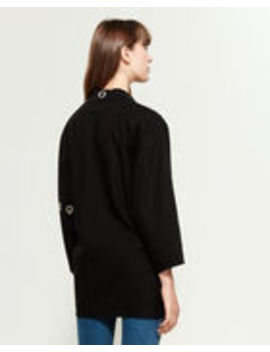 Grommet Deconstructed Jacket by Hache
