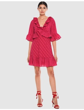 Flamenco Mini Dress by Talulah