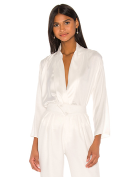 Celine Silk Shirt by Piece Of White