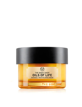 Oils Of Life™ Intensely Revitalising Cream by The Body Shop