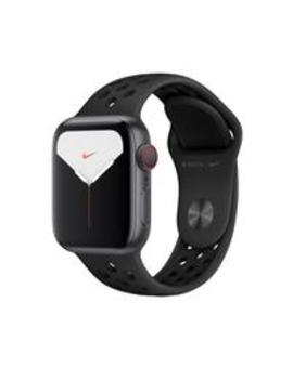 Watch Nike Series 5 (Gps + Cellular), 40mm Space Grey Aluminium Case With Anthracite/Black Nike Sport Band by Apple