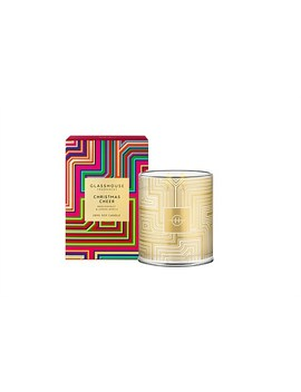 Christmas Cheer 380g Triple Scented Candle by Glasshouse Fragrances