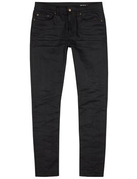 Black Skinny Jeans by Saint Laurent