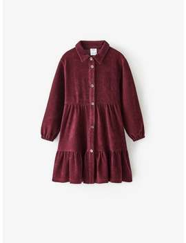 Flowy Shirt With Topstitching by Zara