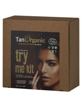 Tanorganic Try Me Kit by Tanorganic