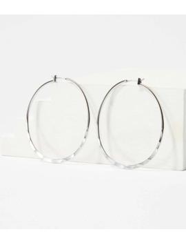 Sleek Hoop Earrings by Loft