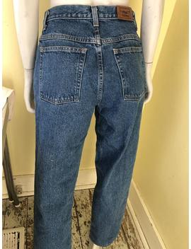 "1990's, Ll Bean, Double L, Classic Fit, High Waisted, Mom Jeans, Size 26"" X 28"" by Etsy"